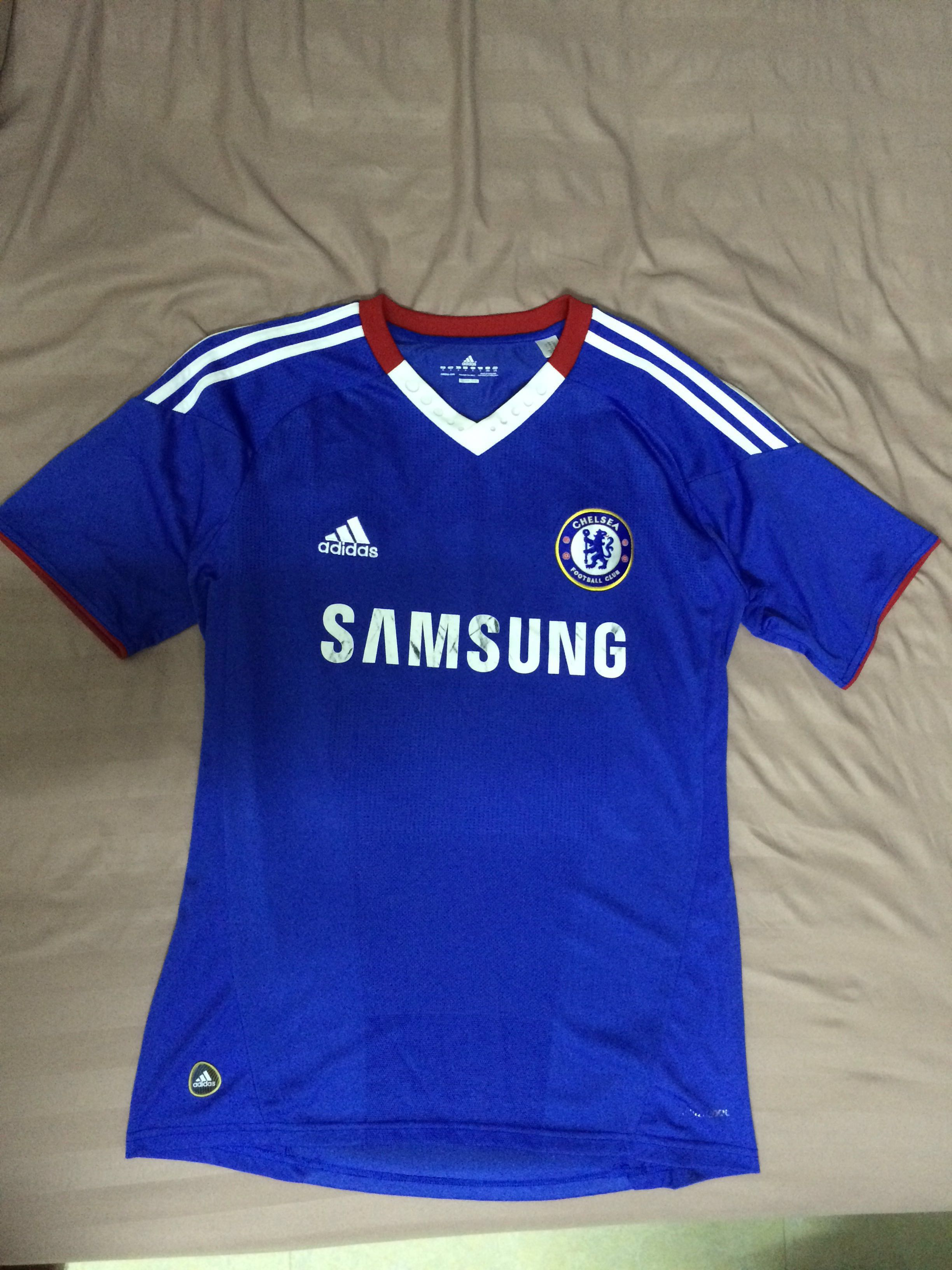 classic fit 3d495 3865a 💯Original Chelsea Home kit Adidas Jersey