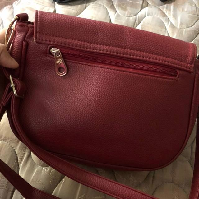 ba405b7c94 Preloved Mulberry Inspired Handbag Sling Bag