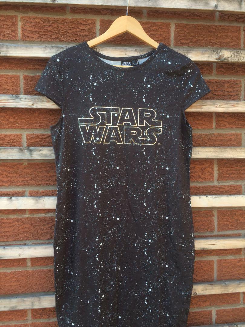 Star Wars tunic t shirt nwot