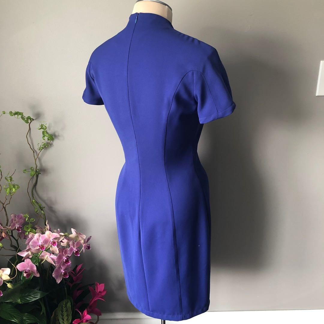 Thierry Mugler Vintage Cocktail Dress