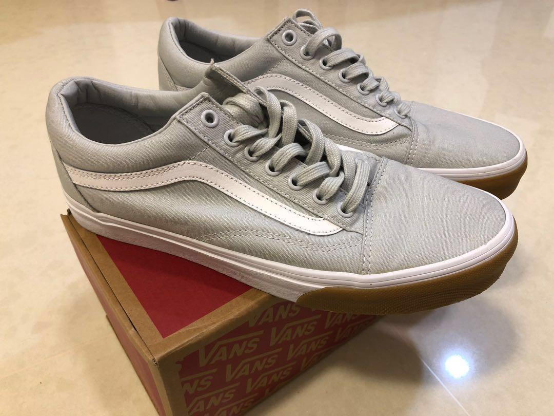 48dae8a845 Vans Old Skool (Grey) sneaker shoe