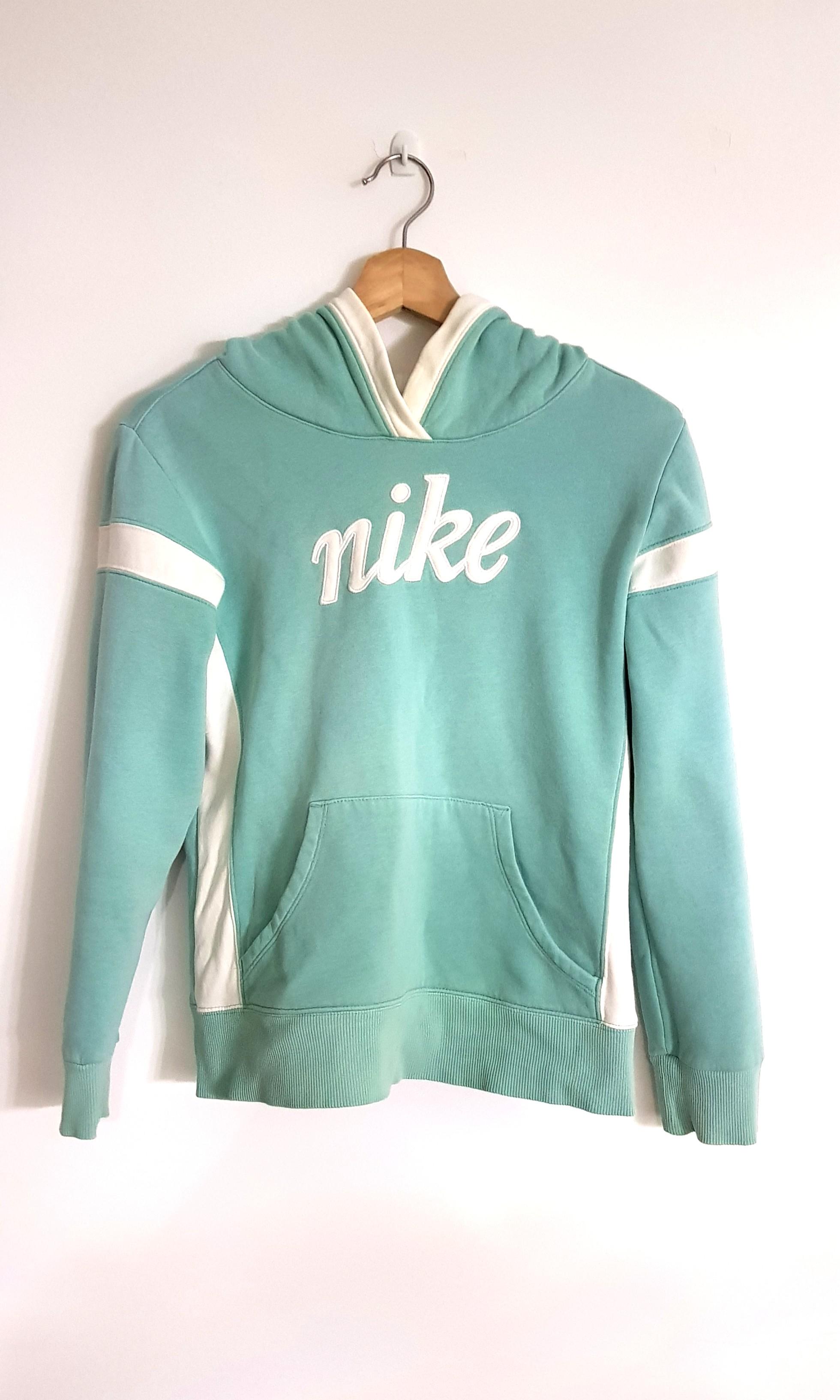 Vintage Fashion On Hoodie Women's Nike Tops Clothes Sweatshirt CzAwp
