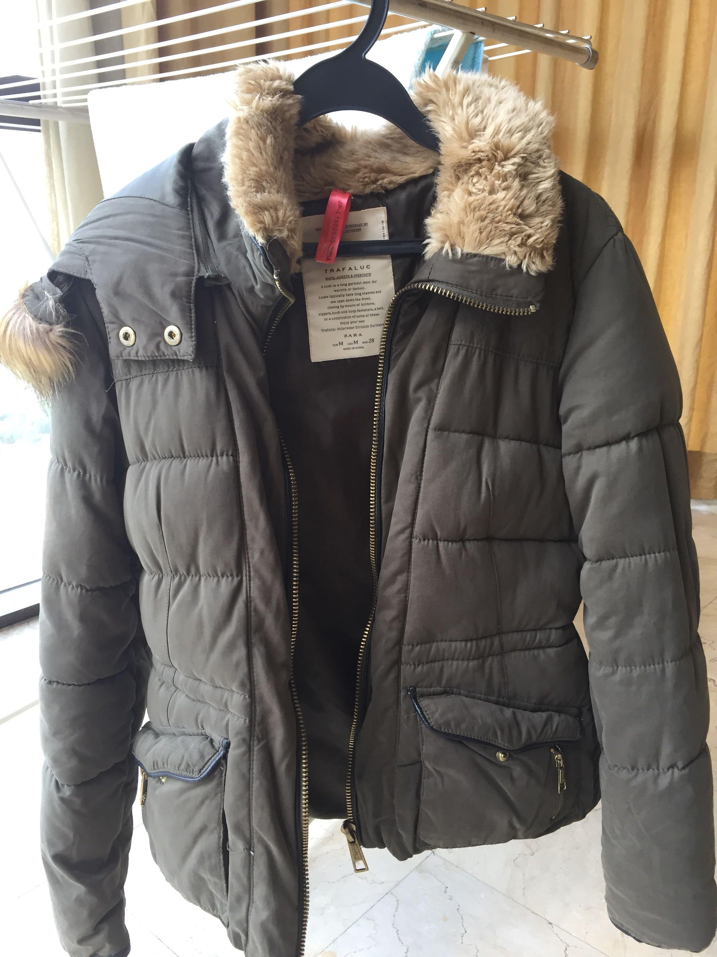 907b692e7b9a Zara Winter Jacket