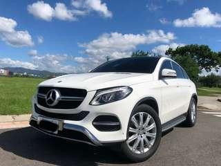 Benz GLE350d Coupe (價格可談)