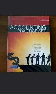 Accounting Practice Set