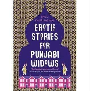 🚚 Erotic Stories for Punjabi Widows by Balli Kaur Jaswal #buysinglit