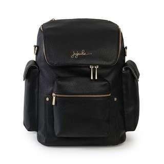 Jujube Forever Ever Leather Diaper Backpack