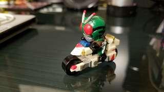 Yutaka SD Q 版幪面超人 俱樂部 電單車 天空騎士 Sky Rider