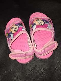Sepatu anak Disney 2 pasang, size 23