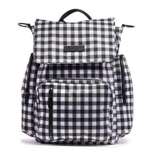 Jujube Be Sporty Onyx - Gingham Style