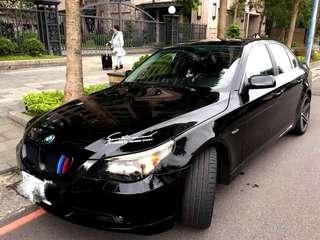全額貸專區🎉🎉🎉 2004年BMW 525 2.5  日規 改了避震/鋁圈/排氣管/空力套件 蠻有fu的 車子功能正常 車況履約保證 輕鬆入手的妹神器👍👍👍 #貸款任何疑難雜症強力過件 #車在泰山歡迎大家賞車 #賴momoco1103