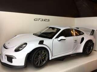 1/24 Porsche 911 991 GT3 RS Die-cast Model