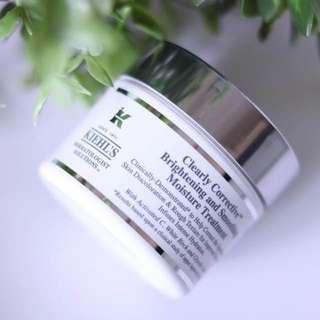 [包郵]KIEHL'S 醫學維C亮白透滑水嫩啫喱 Clearly Corrective Brightening and Smoothing Moisture Treatment (50ml)
