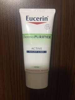 Eucerin Derma Purifyer Active Night Care
