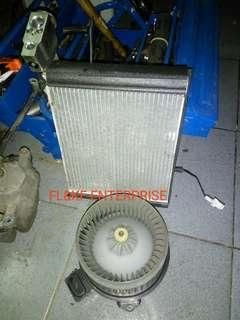 Cooling coil/blower motor vios ncp93