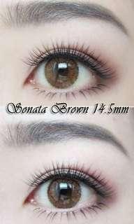 Sonata contact lens