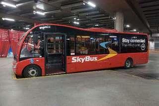Skybus unused tix x 1