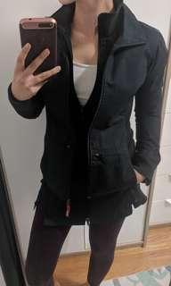 Kana Beach long sporty jacket