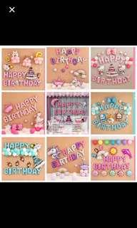 Want to surprise your love? Click in! 小朋友女朋友生日派對氣球裝飾驚喜girlfriends children birthday party supplies balloons party room