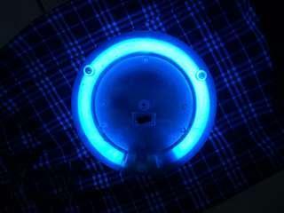 Car interior lamp