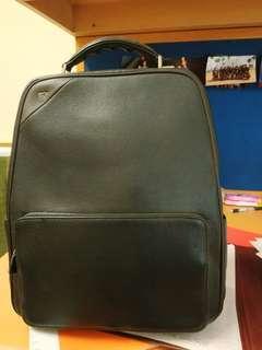Leather Bag Braun Buffel