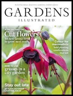 Gardens Illustrated - Nov 2018 | English | 116 pages | True PDF | 21.6 MB