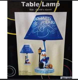 Disney 唐老鴨 Donald Duck 座枱燈 Table Lamp