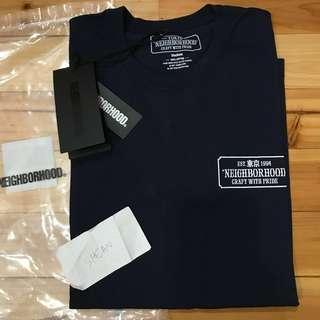NEIGHBORHOOD BAR/C-TEE SS 2018