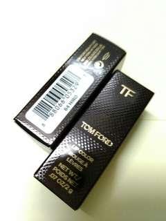 Tom Ford 2g Boys Hiro 色 唇膏 lipstick,$250@, 英國貨源
