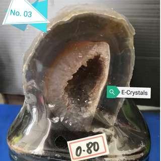 #Agate Treasure Basin 玛瑙招财水晶洞