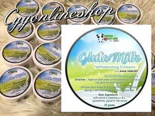 GLUTAMILK Whitening Cream 10grams