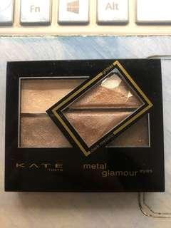 Kate眼影盒BR-3(大地色