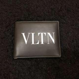 VLTN by Valentino Garavani money clip and 6 slot cards with cards,db and box