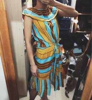 長身裙古典style