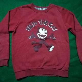felix the cat sweatshirt
