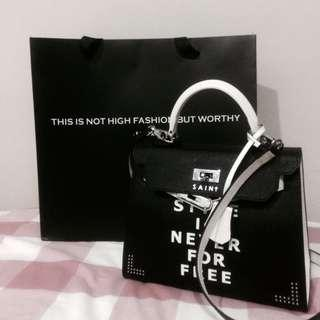 Saint HK (Style is never for free bag)