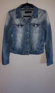 Denim Jacket - LIKE NEW
