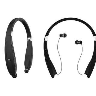 Foldable Bluetooth Wireless Stereo Headset