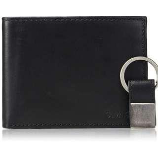 👛Calvin Klein wallet 防盜銀包