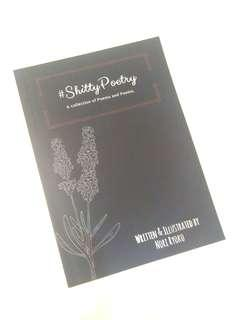 NEW BOOK #ShittyPoetry : a collection of poems and poems Nori Ryoko