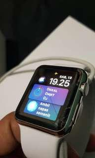Apple watch 1st 38mm stainless stell