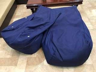 2 Bean Bags