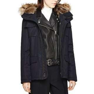 Aritzia TNA Niseko Jacket Coat - Size XXS