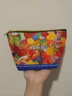 Haribo德國熊仔糖化妝袋