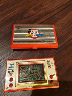 🚚 Game and watch Mickey Donald