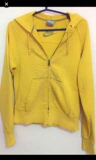 Authentic Nike hoodie jacket s-m