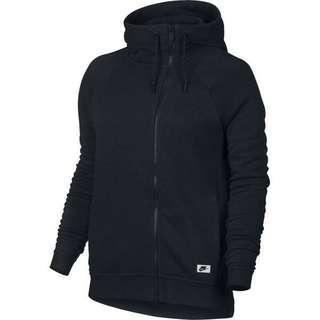 Nike women's assymetrical hoodie