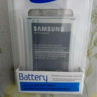 Samsung Battery for Note 3