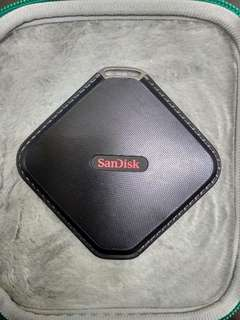 SANDISK EXTREME 500 SSD (250 GB)