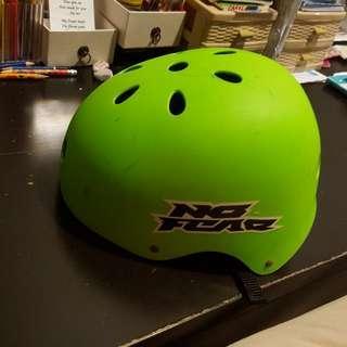 Kids Helmet brand no fear